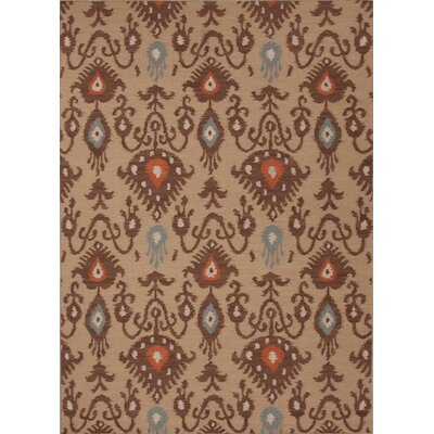 Jaipur Rugs Urban Bungalow Tan Tribal Rug