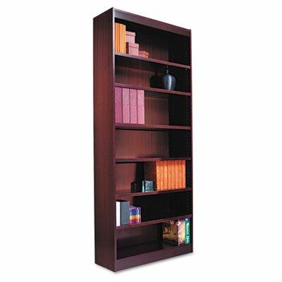 """Alera® Square Corner 84"""" Bookcase"""