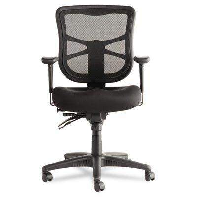 Alera® Erix Series Mid-Back  Mesh Multifunction Swivel / Tilt Office Chair