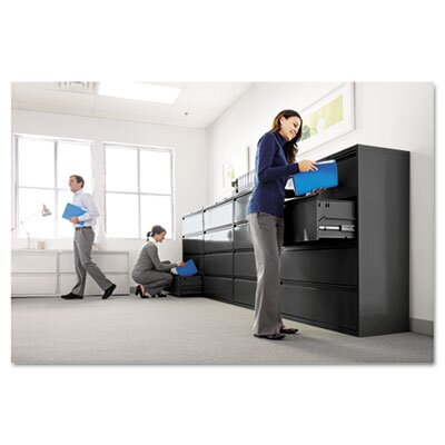 "Alera® 42"" Two-Drawer Lateral File Cabinet"