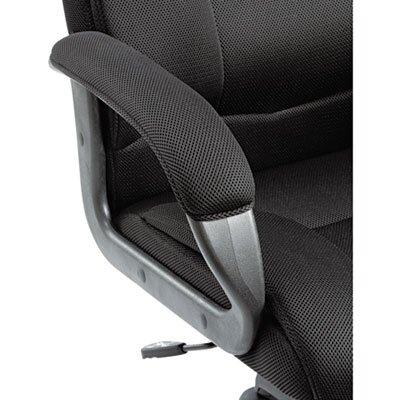 Alera® Logan Series High-Back Mesh Swivel / Tilt Office Chair