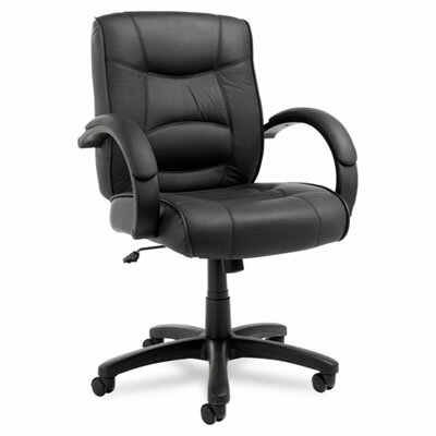 Alera® Strada Series Mid-Back Office Chair