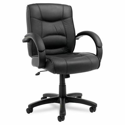 Alera® Strada Series Mid-Back Office Chair