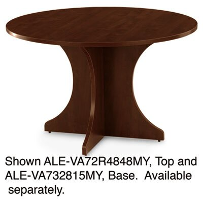 "Alera® 1Valencia Series 48"" Round Table Top"