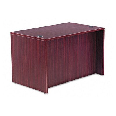 Alera® Valencia Series Rectangular Top Executive Desk Shell