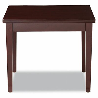 Alera® Verona Series 24w x 24d x 20h Tables in Mahogany