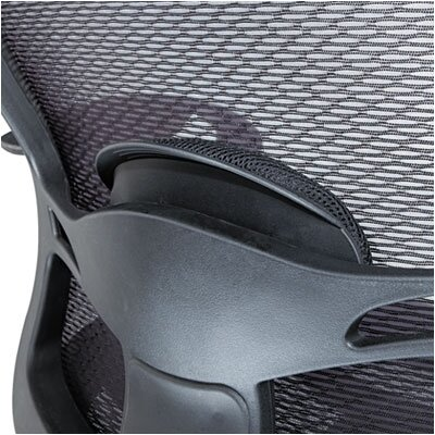 Alera® Etros Series Suspension Mid-Back Mesh Synchro Tilt Office Chair