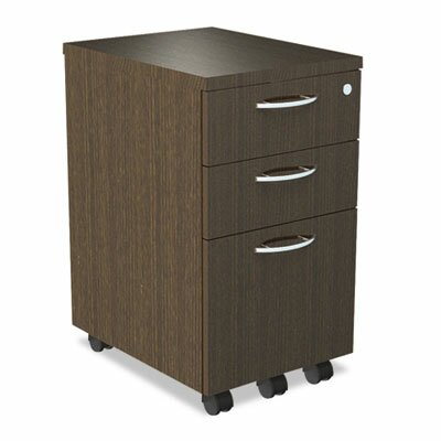 Alera® SedinaAG Series Mobile Box / File Pedestal