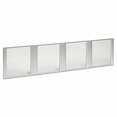 Alera® Glass Hutch Door (Set of 4)