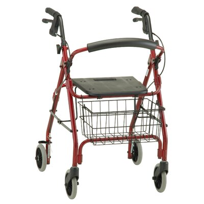 Nova Ortho-Med, Inc. GetGo Walker with Detachable Flip Back