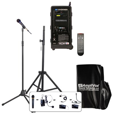 AmpliVox Sound Systems Basic Digital Audio Travel Partner Package