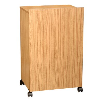 AmpliVox Sound Systems Media Cart and Lectern Base