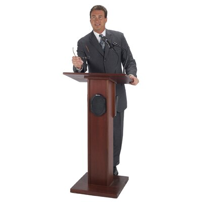 AmpliVox Sound Systems Elite Lectern