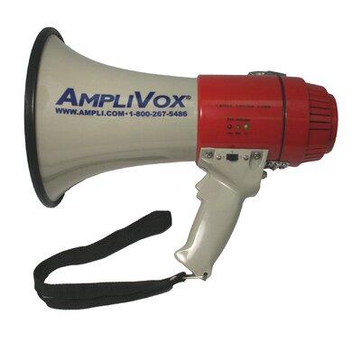 AmpliVox Sound Systems Mity-Meg Megaphone