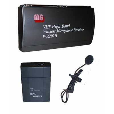AmpliVox Sound Systems VHF Wireless Lapel and Headset Mic Kit