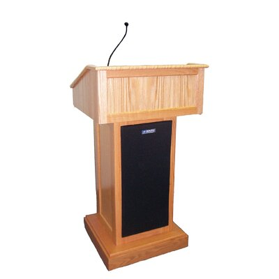 AmpliVox Sound Systems Victoria Full Podium