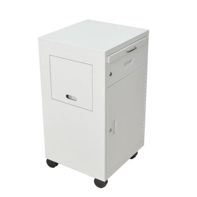 "AmpliVox Sound Systems 35.25"" Multimedia Cart"