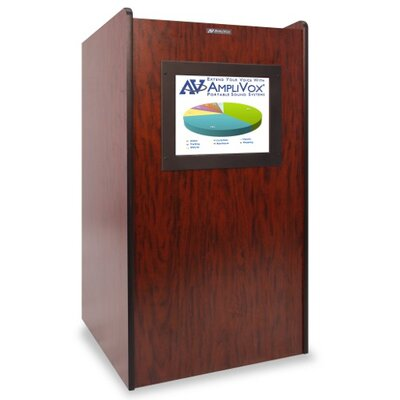 AmpliVox Sound Systems Visionary FH N-Sound Lectern