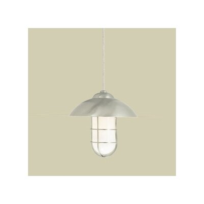 Wilmette Admiral Mini 1 Light Track Pendant