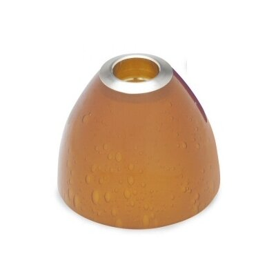 "T Trak 3"" Glass Bell Pendant Shade"