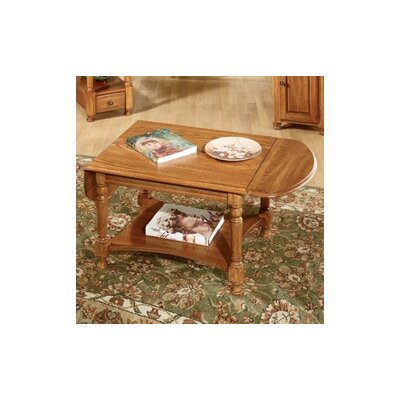 Peters-Revington Marion County Coffee Table with Drop-Leaf