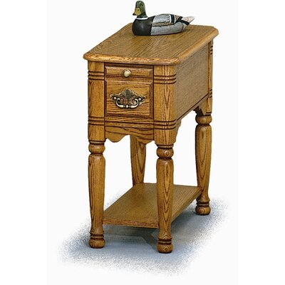 Peters-Revington Threshers End Table
