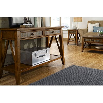 Peters-Revington Creekside Console Table