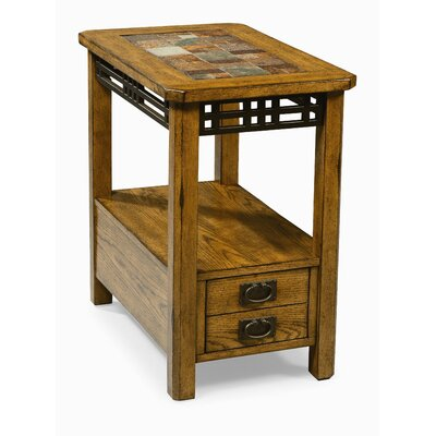 Peters-Revington American Craftsman Chairside Table