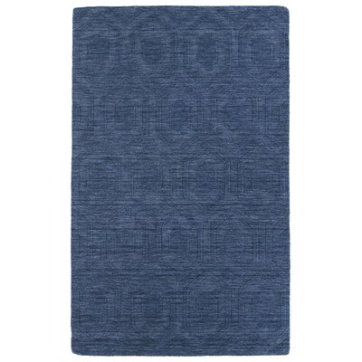 Kaleen Imprints Modern Blue Geometric Rug