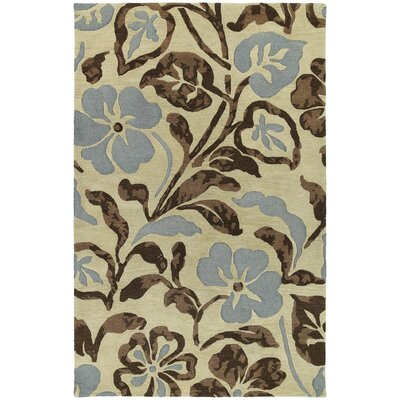 Kaleen Rug Co. Calais Lily In The Valley Linen Rug