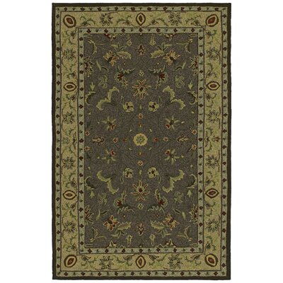 Kaleen Home & Porch Chatham County Mocha Rug