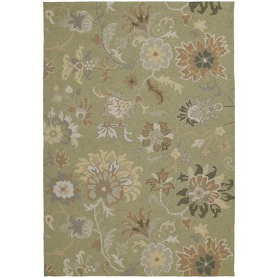 Kaleen Rug Co. Home & Porch Juliette Pesto Rug
