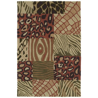 Crowne 17 Tutor Brown Rug