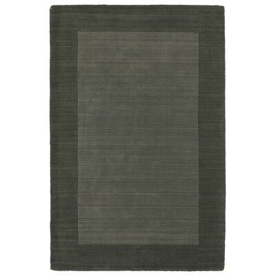 Kaleen Regency Solid Kids Charcoal Rug