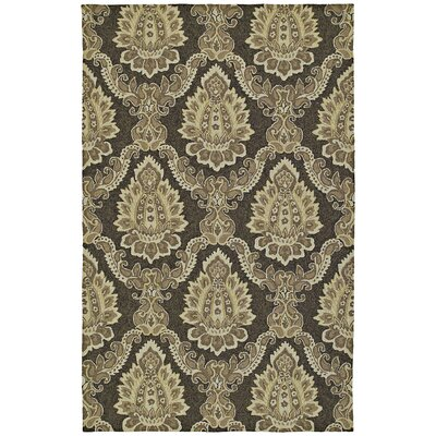 Kaleen Home & Porch Cedar Hamock Brown Rug