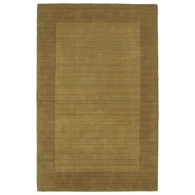 Kaleen Regency Solid Kids Yellow Rug