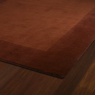 Kaleen Regency Solid Kids Copper Rug