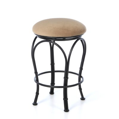 "Tempo Julie 26"" Backless Counter Stool"