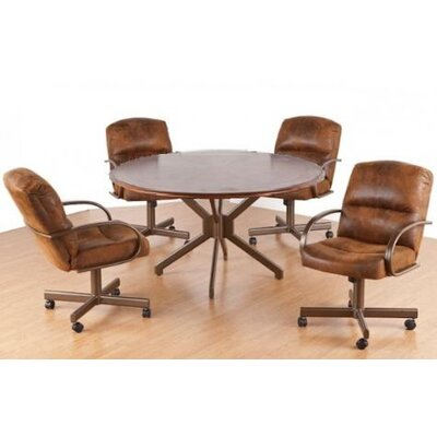 Tempo Dallas 5 Piece Dining Set