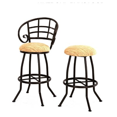 "Tempo Waldorf 26"" Backless Barstool"