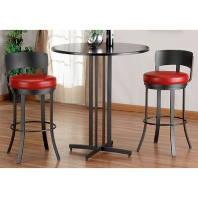 Tempo Birkin Pub Table with Optional Stools