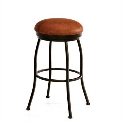 "Tempo Brazilia Backless 26"" Counter Stool"