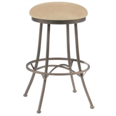 "Tempo Chaucer 26"" Backless Counter Stool"