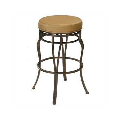 "Tempo Hartford 26"" Backless Counter Stool"