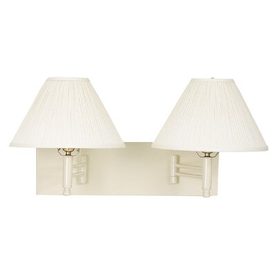 Cal Lighting Swing Arm Wall Lamp