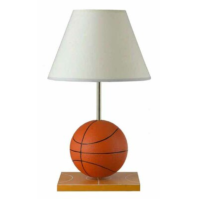 Cal Lighting Juvenile Basketball Table Lamp