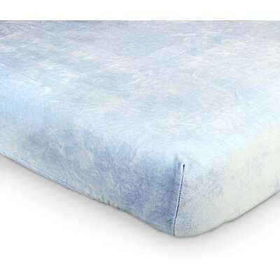 Carter's Basics Velour Fitted Sheet