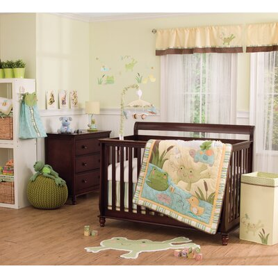 Carter's In the Pond Crib Bedding Collection