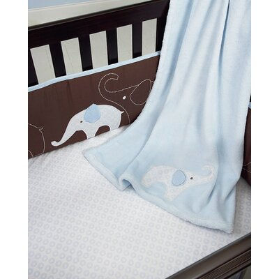 Carter's® Elephant Fitted Sheet