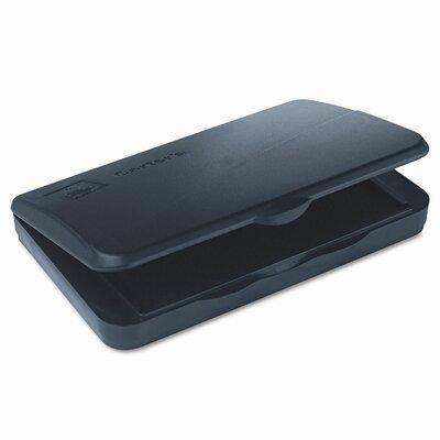 Carter's® Foam Stamp Pad, 4.25w x 2.75d, Black